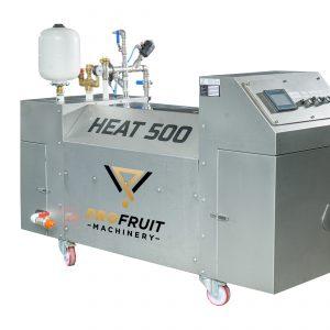Diesel pasteurizer 500 for liquid pasteurization