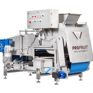 belt press for fruit processing