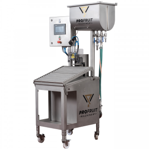Automatic Bag in Box and Stand up Pouch filler for liquids