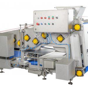 Belt press for fruit processing