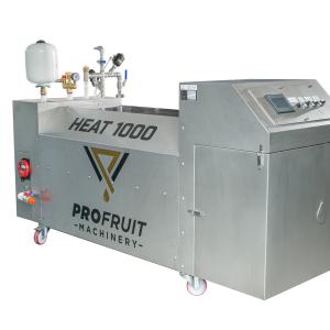 Diesel pasteurizer HEAT 1000 for liquid pasteurization